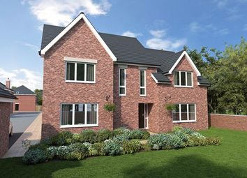 Thumbnail 5 bed detached house for sale in Woodview, Snells Nook Lane, Nanpantan