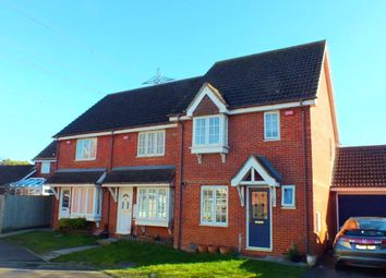 Thumbnail 3 bed end terrace house for sale in Dudwell, Didcot