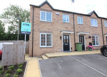 Thumbnail 3 bed town house for sale in Mackie Road, Crigglestone, Wakefield