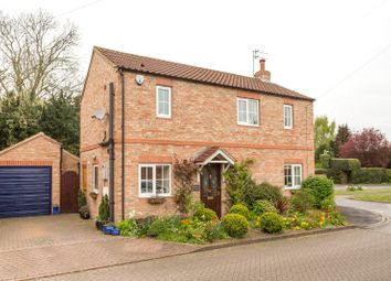 Thumbnail 3 bed detached house for sale in St. Matthews Court, Naburn, York