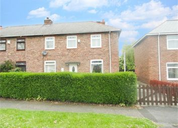 Thumbnail 3 bed semi-detached house for sale in The Green, Chester Le Street, Durham