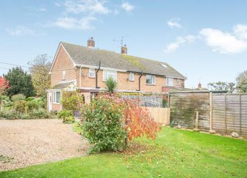 Thumbnail 3 bed end terrace house for sale in Docking, King's Lynn, Norfolk