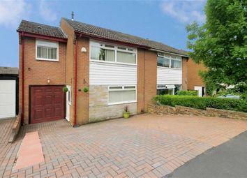 Thumbnail 4 bed semi-detached house for sale in Abbey Drive, Littleborough, Lancs