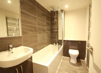 Thumbnail 3 bed flat to rent in Roman House, Hanworth Lane, Chertsey, Surrey