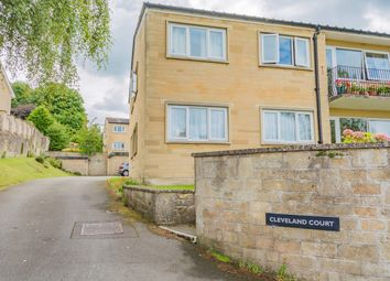 Thumbnail 2 bed flat to rent in Cleveland Court, Bath