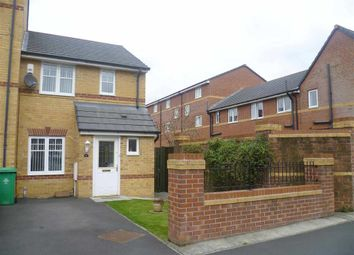 Thumbnail 2 bed terraced house to rent in Sandycroft Avenue, Wythenshawe, Wythenshawe