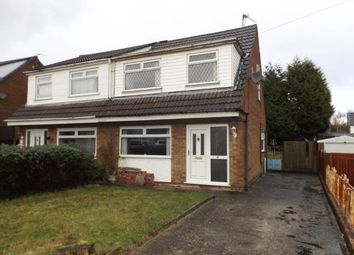 Thumbnail 3 bed semi-detached house for sale in Mayfield Avenue, St. Helens, Merseyside