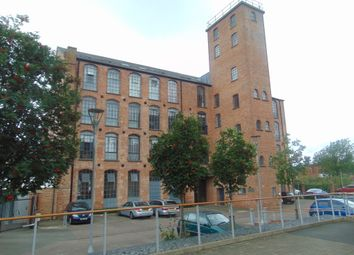 Thumbnail 2 bed flat to rent in The Lace Mill, Wollaton Road, Beeston