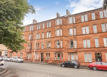 Thumbnail 1 bed flat for sale in 33 Blackie Street, Glasgow