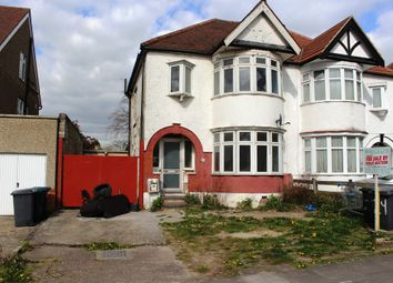 Thumbnail 3 bed semi-detached house for sale in Hendale Avenue, Hendon