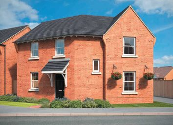 Thumbnail 3 bed detached house for sale in Wellfield Way, Whitchurch