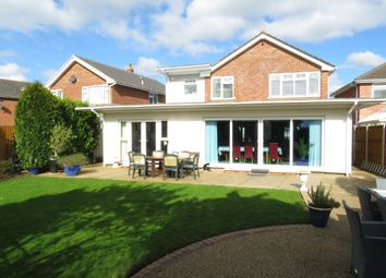Thumbnail 4 bed detached bungalow for sale in Matlock Road, West Parley, Ferndown