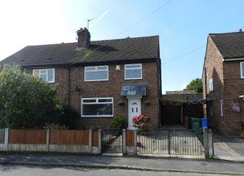 Thumbnail 3 bed semi-detached house for sale in Kaye Ave, Culcheth, Warrington