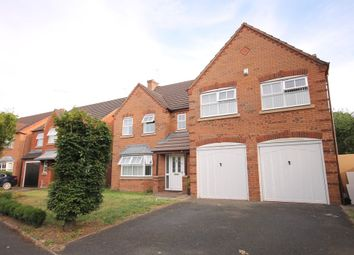 Thumbnail 5 bed detached house for sale in Thetford Avenue, Worcester