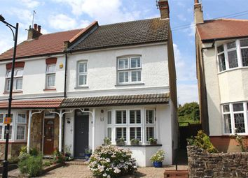 Thumbnail 3 bed semi-detached house for sale in Tankerville Drive, Leigh-On-Sea