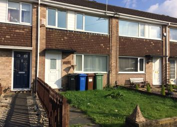 Thumbnail 3 bedroom terraced house to rent in Howden Close, Reddish, Stockport