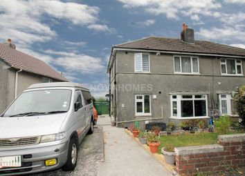 Thumbnail 1 bed flat for sale in Hawkinge Gardens, Ernesettle, - Stunning Views, Excellent Garden