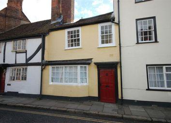 Thumbnail 3 bed terraced house for sale in Castle Street, Aylesbury, Buckinghamshire
