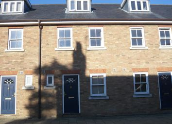 Thumbnail 3 bed terraced house to rent in Victoria Street, Littleport, Ely