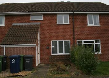 Thumbnail 3 bedroom terraced house to rent in Orwell Close, St Ives, Cambs