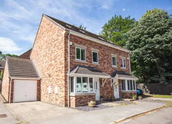 Thumbnail 4 bed semi-detached house for sale in Park Hollow, Wombwell, Barnsley