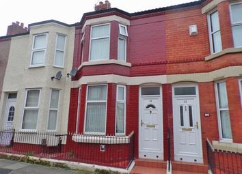 Thumbnail 2 bed terraced house for sale in Falkland Street, Claughton, Merseyside