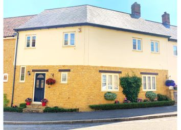 3 bed terraced house for sale in Abbots Meade, Yeovil BA21