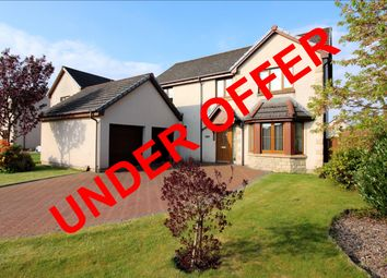 Thumbnail 4 bed detached house for sale in Willow Place, Blairgowrie