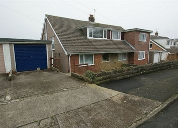 Thumbnail 3 bed semi-detached bungalow to rent in Glen Road, West Cross, Swansea, West Glamorgan