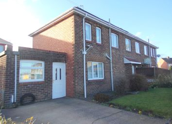Thumbnail Semi-detached house for sale in The Oval, Bedlington