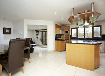 Thumbnail 5 bed detached house for sale in Ashley Road, Walton-On-Thames, Surrey