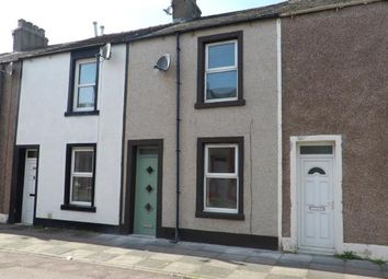 Thumbnail 2 bed terraced house to rent in Milburn Street, Workington, Cumbria