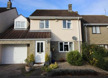 Thumbnail 4 bed detached house for sale in Honeyborne Way, Wickwar, Wotton-Under-Edge