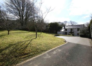 Thumbnail 4 bed detached house for sale in Castle Road, Tongwynlais, Cardiff