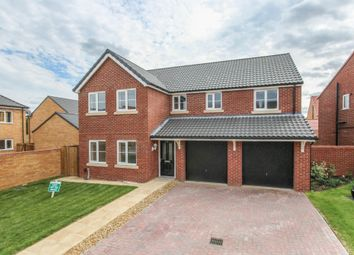 Thumbnail 5 bed detached house for sale in Acorn Business Centre, Oaks Drive, Newmarket
