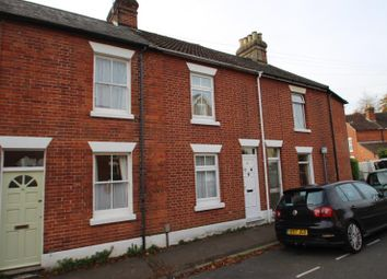 Thumbnail 2 bed terraced house for sale in Park Street, Salisbury