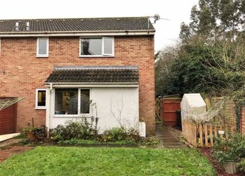 Thumbnail 1 bed terraced house for sale in Danes Close, Pewsham, Chippenham, Wiltshire