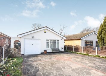 Thumbnail 2 bed detached bungalow for sale in Crouch Avenue, Hullbridge, Hockley