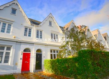 Thumbnail 4 bed terraced house to rent in Valletort Road, Stoke, Plymouth