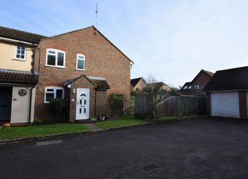 Thumbnail 2 bed end terrace house for sale in Juniper Road, Farnborough