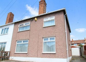 Thumbnail 3 bed semi-detached house for sale in Clavell Road, Allerton, Liverpool
