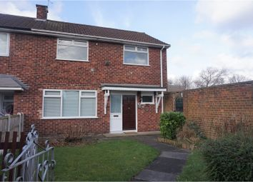 Thumbnail 3 bedroom end terrace house for sale in Churchfield Road, Liverpool