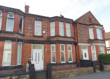 Thumbnail 4 bed terraced house for sale in Highfield Road, Rock Ferry, Birkenhead