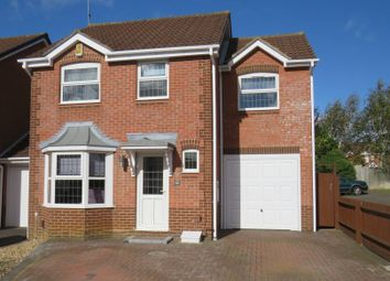 Thumbnail 4 bed link-detached house for sale in Lambrook Drive, Northampton