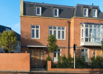 Thumbnail 4 bed town house for sale in Thames Street, Weybridge