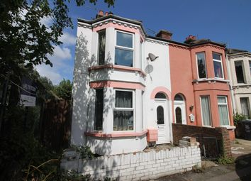 Thumbnail 4 bedroom end terrace house for sale in Albany Road, Great Yarmouth