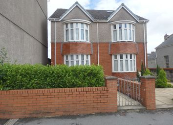 Thumbnail Semi-detached house for sale in New Dock Road, Llanelli