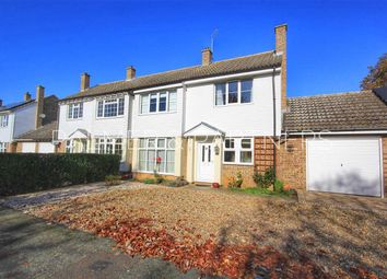 Thumbnail 3 bed semi-detached house for sale in Cotswold Drive, Long Melford, Sudbury