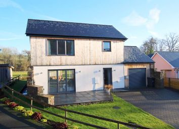 Thumbnail 3 bed detached house for sale in Cwrt-Y-Gaer, Boughrood, Brecon