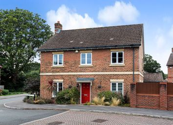 Thumbnail 4 bed detached house for sale in Deerbrook Close, Sarisbury Green, Southampton